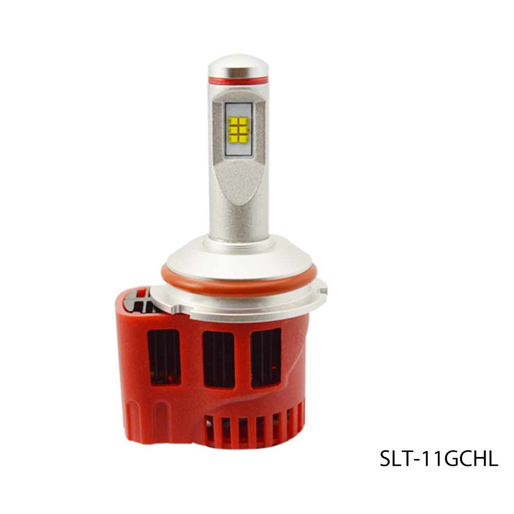 LED Car Headlight  5205 H1 H3 H4 H7 H8/9/11 9005 9006 9004 9007 H13 ZES 45W 6000K 4000LM DC12-24V