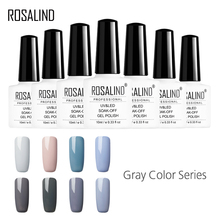ROSALIND Gel 1 S 10 ML couleur série vernis à ongles Semi Permanent UV LED vernis à ongles vernis à ongles