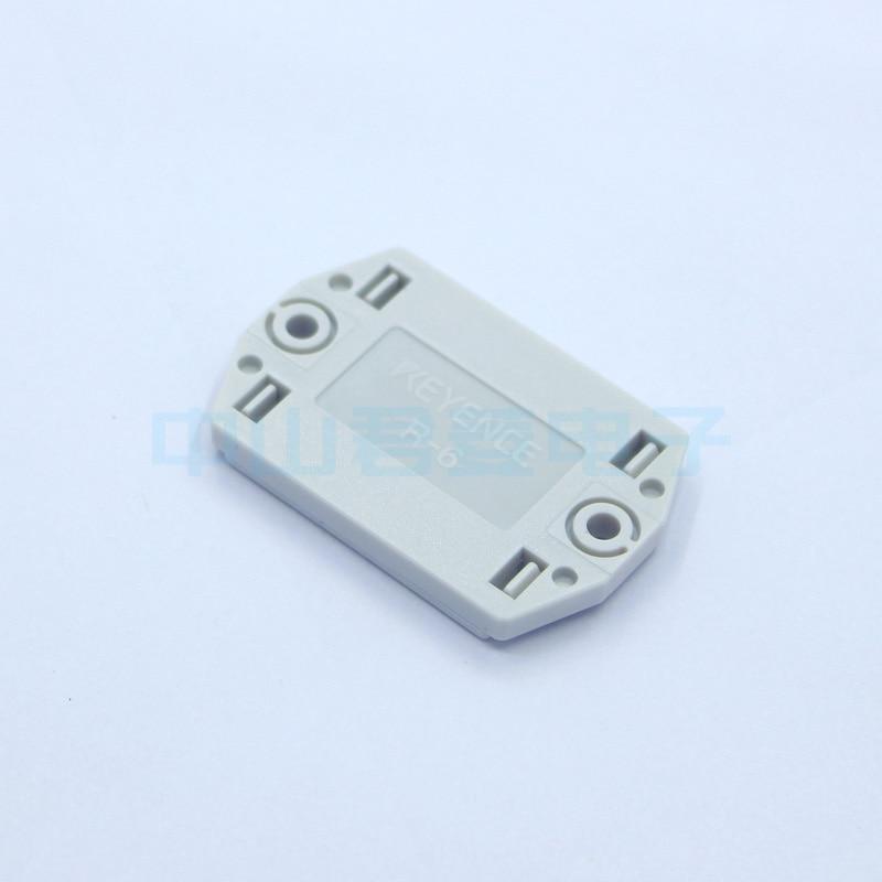 Envío gratis de alta calidad Original de KEYENCE Sensor láser de OP-51430 R-6 Reflector Original punto - 2