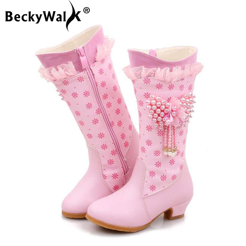 Boot Purple Pink CSH829|Boots| - AliExpress
