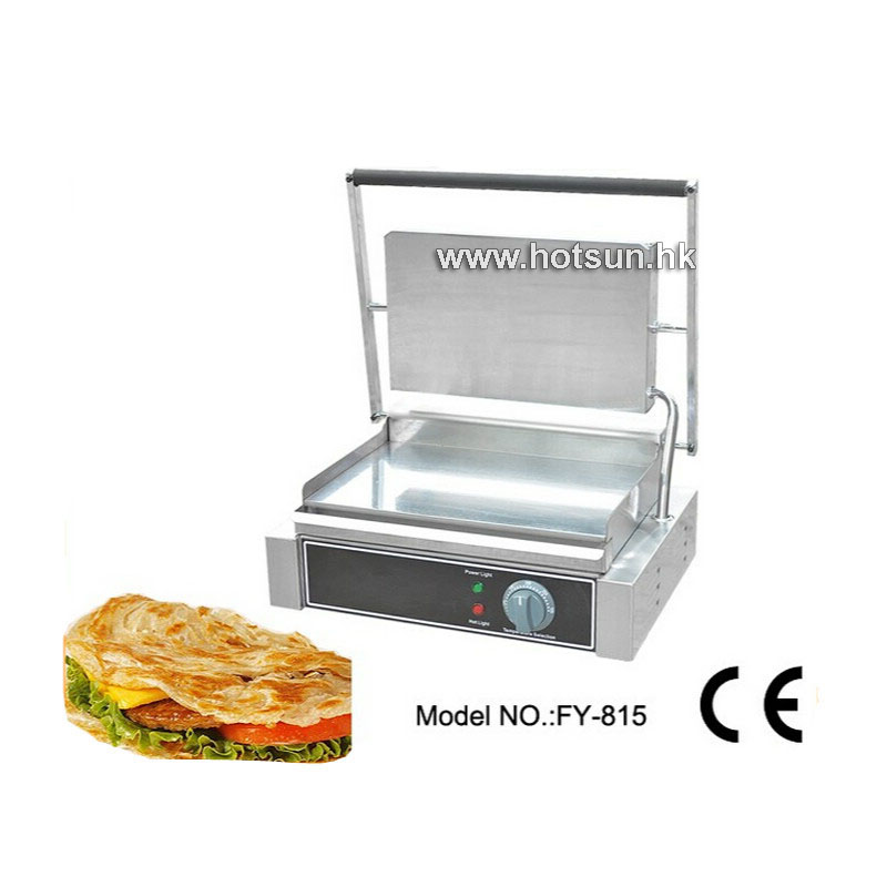 Commercial Non-stick Electric 220v Countertop table top teppanyaki Plate Panini Contact Griddle commercial non stick electric 220v countertop table top teppanyaki plate panini contact griddle