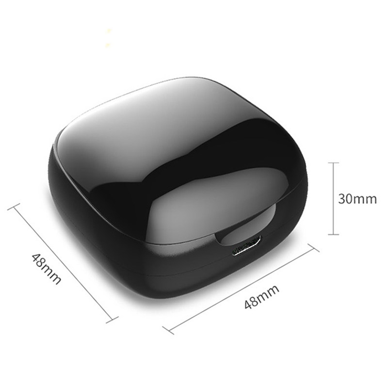 Image 3 - 2019 Mini Bluetooth 5.0 Earphones TWS Wireless Headphones Bluetooth Earphone Handsfree Headphone Sports Earbuds Headset Phone-in Bluetooth Earphones & Headphones from Consumer Electronics