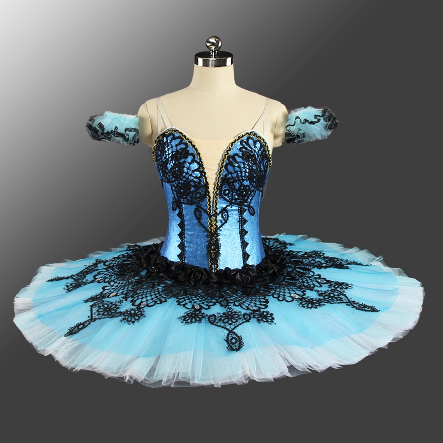 Blue Emerald Pancake Tutu Costume Ballet YAGP Classic Ballet Tutu Dress Girls Adult Classical ballet professional tutu Green