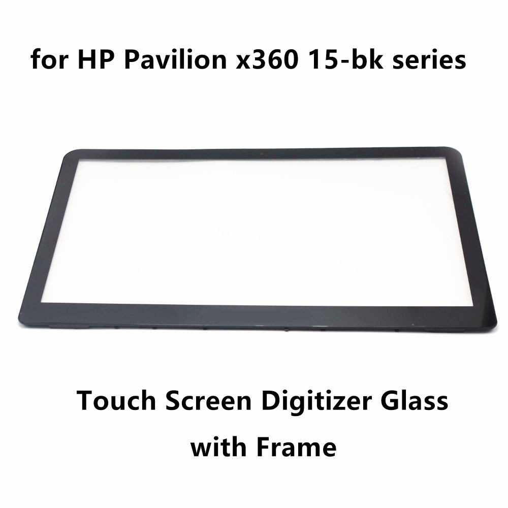 15.6'' for HP Pavilion x360 15-bk002cy 15-bk015nr 15-bk003cy 15-bk075nr 15-bk003nk 15-bk002ni Touch Screen Digitizer Glass Lens touch screen digitizer glass bezel for hp pavilion x360 15 bk002cy 15 bk003cy page 2
