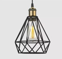 IWHD RH Edison Vintage Lamp Industrial Pendant Lighting Fixtures With Lampshade In Loft Style Lamparas Colgantes(China)