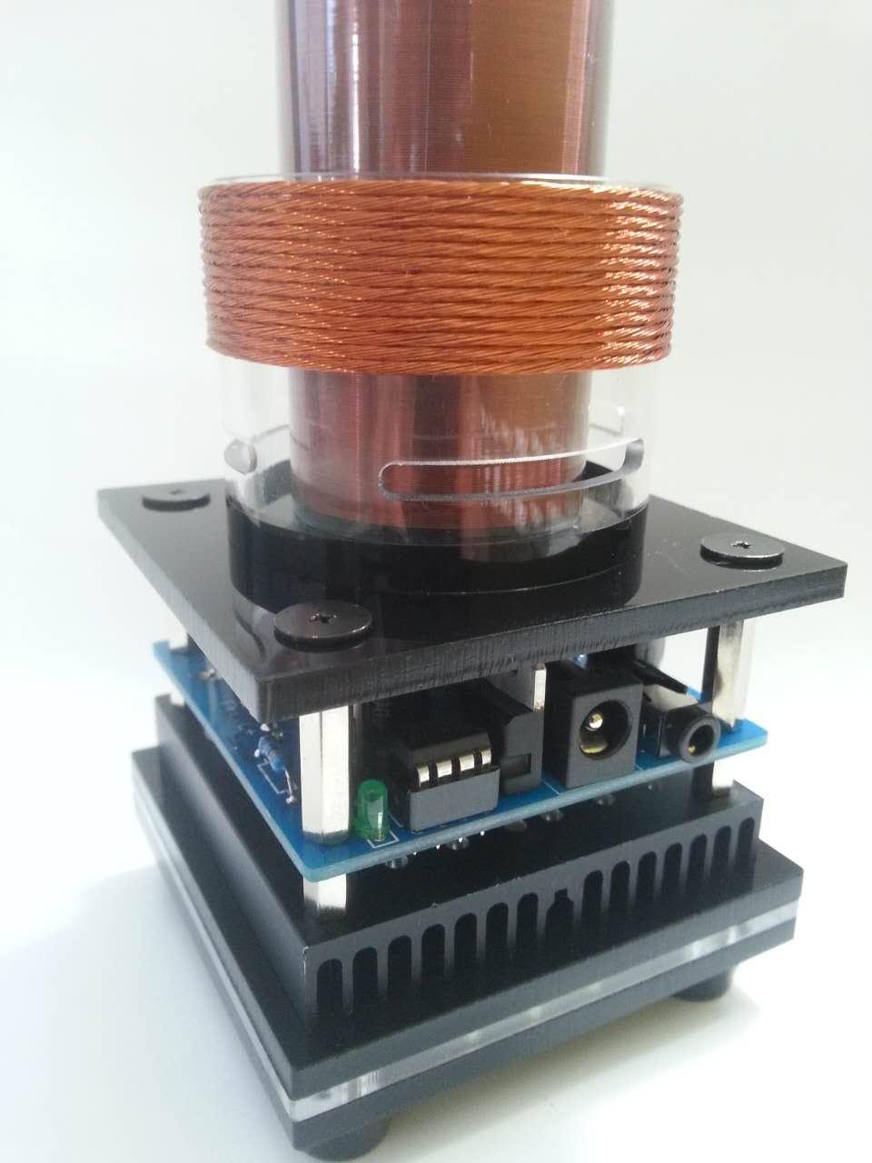 Musique Tesla bobine musique Tesla bobine Plasma haut-parleur - 3