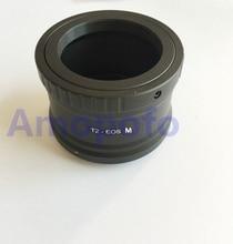 Adaptador T2-EOSM Amopofo, T T2 Lens para Canon EOS-M Camera