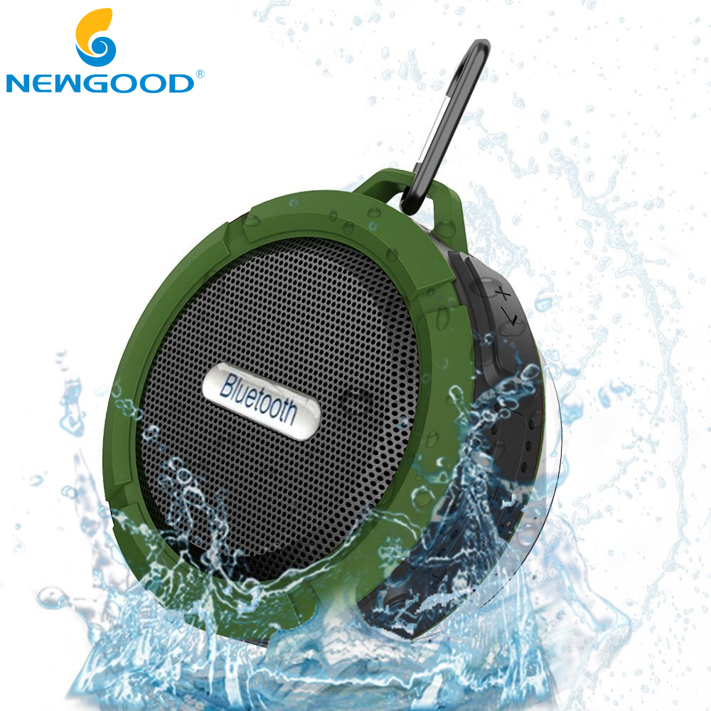 waterproof bluetooth wireless portable speaker outdoor. Black Bedroom Furniture Sets. Home Design Ideas
