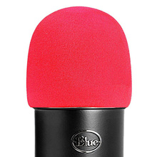 SHELKEE  Foam Microphone Windscreen for Blue Yeti ,Yeti Pro condenser microphones- as a pop filter the microphones R