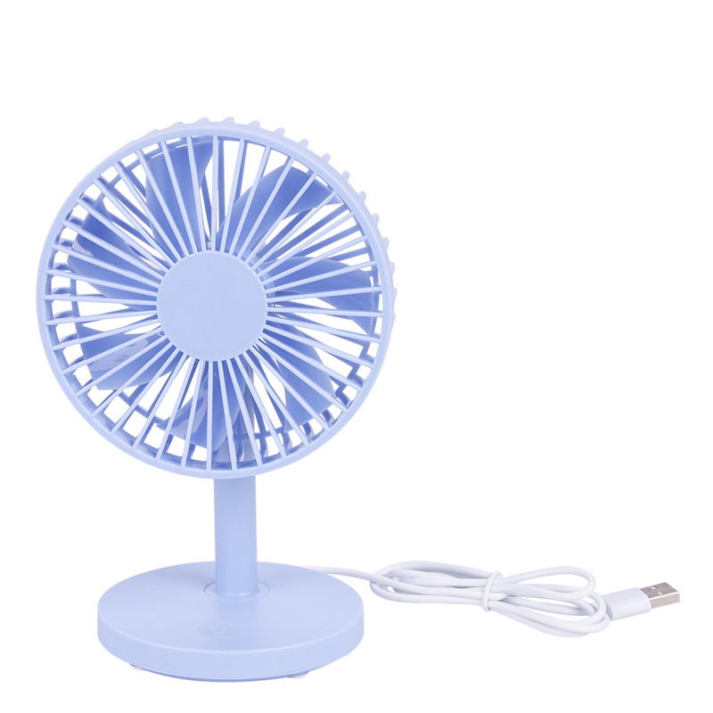 Fans 3 Speeds Rotatable Usb Table Mini Fan Office Dormitory Quiet Computer Laptop Cooler Portable Fan With Strong Wind Fs004b-4546 A Wide Selection Of Colours And Designs