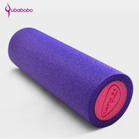 [QUBABOBO] Yoga Blocks Foam Massage Roller Fitness Exercise Physics Equipment Pilates Balancers Physiotherapy Rehabilitation