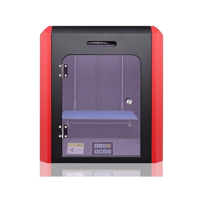 2017 New Model Large Print Size Fully Closed 3D Printer ET-K1 Original Manufacturer Full Metal Frame