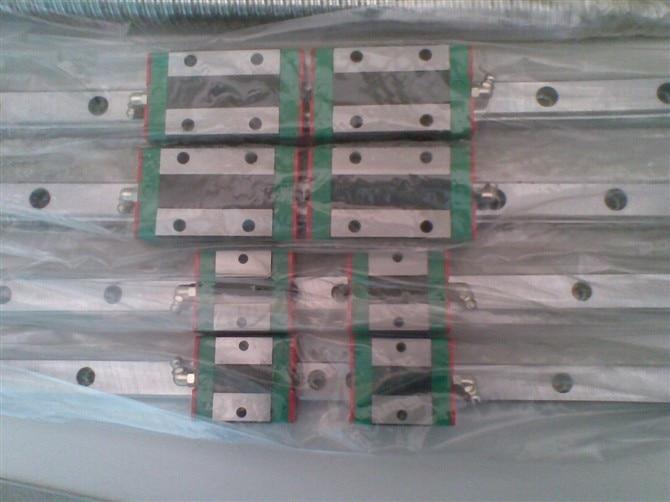 CNC HIWIN EGR15-250MM Rail linear guide from taiwan hiwin egr15 3000mm linear guide rail 3000 mm for custom length cnc kit