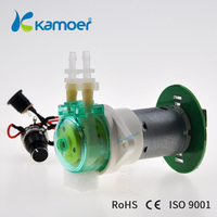 Kamoer KFS Mini DC Peristaltic Pump With High Precision Micro Dosing Pump With DC Brushless Motor