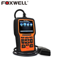 FOXWELL NT510 Full System Auto OBD Diagnostic Tool ABS SRS Airbag Crash Data EPB Oil Service