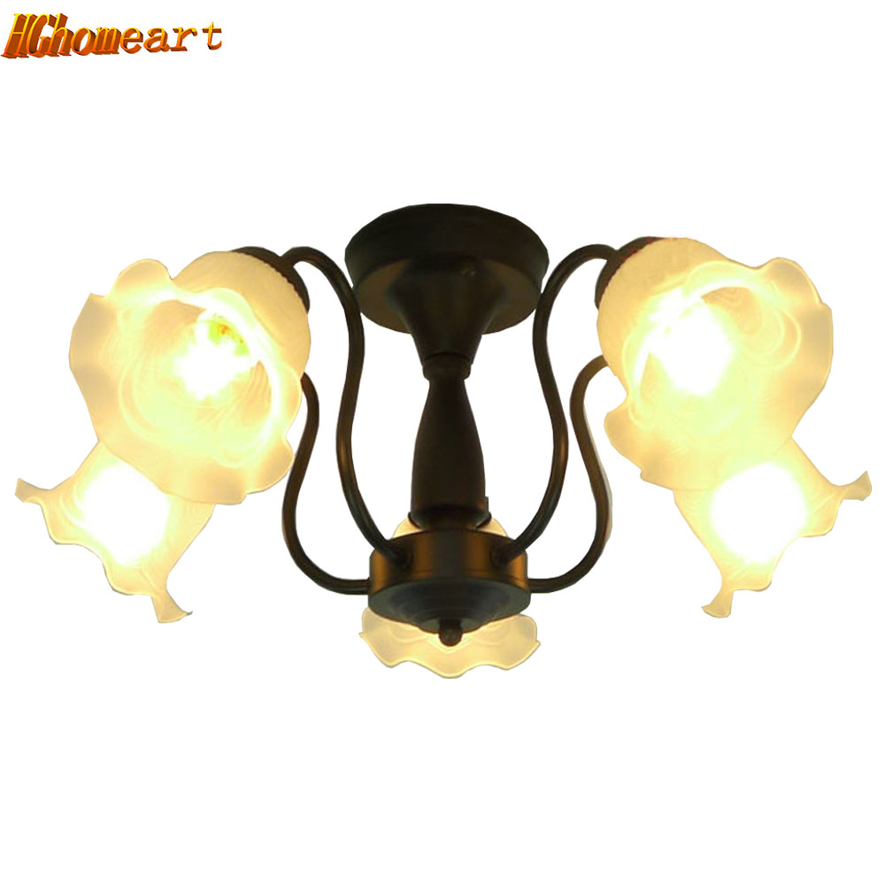 Nordic Country Style Vintage Chandelier on The Ceiling 110V/220v LED E27 Loft Lamps Light Industrial Modern Led Chandeliers nordic vintage chandelier lamp pendant lamps e27 e26 edison creative loft art decorative chandelier light chandeliers ceiling