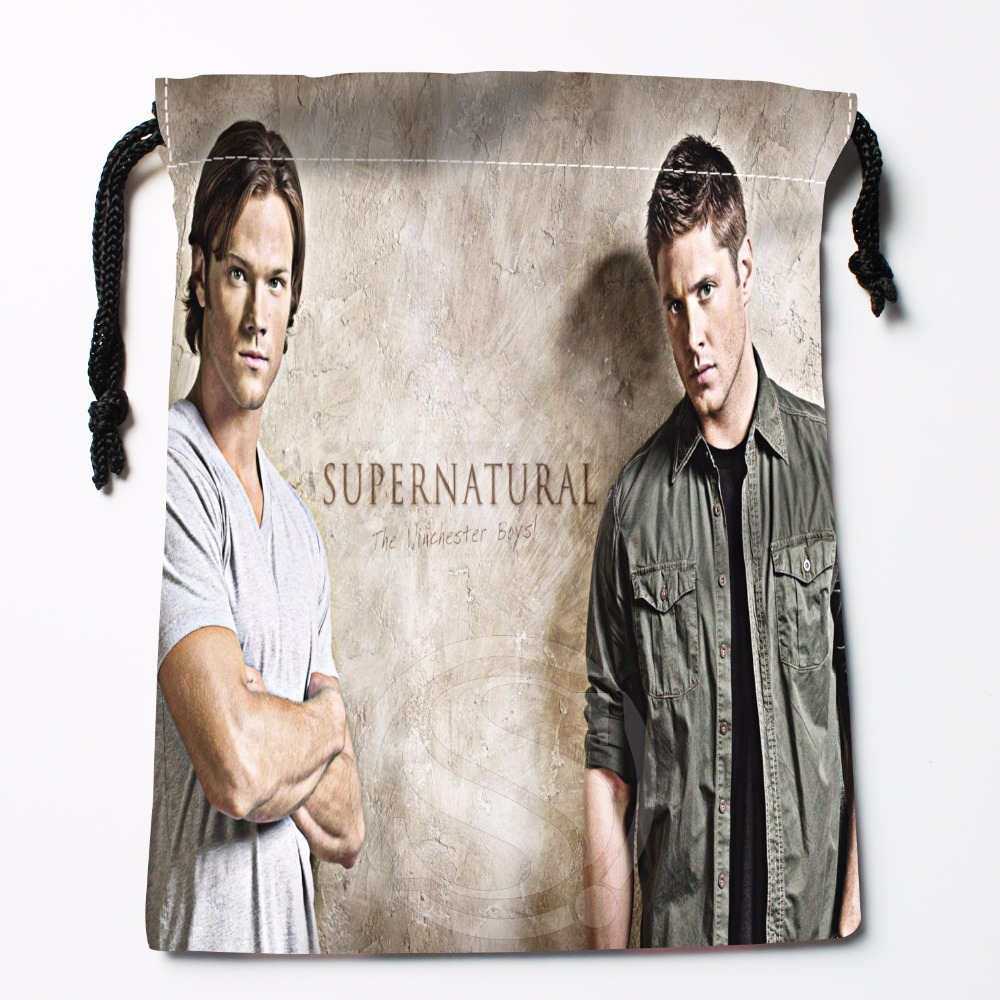 Fl-Q71 New Supernatural &1 Custom Logo Printed  Receive Bag  Bag Compression Type Drawstring Bags Size 18X22cm 711-#F71