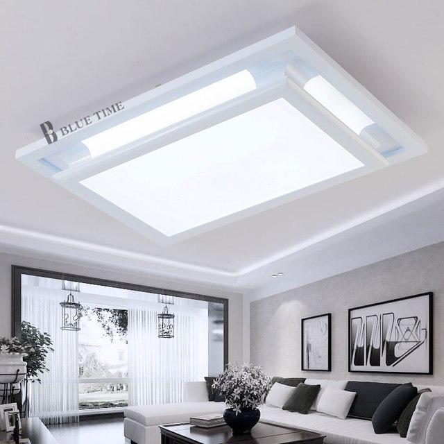 2017 Neue Moderne Stil RGB Deckenleuchte Smart Led Lampe Schatten Fr Wohnzimmer