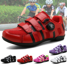 CUNGEL Men's Cycling Shoes Road Bike Shoes Mountain Bike Bicycle MTB Shoe Cycle Sneaker Triathlon Racing Shoes road bike shoe(China)