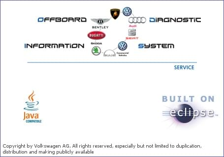 Offboard Diagnostic Information System Service  ODIS 4.4.10