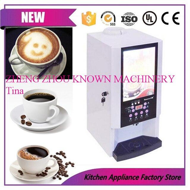 Instant Kaffeemaschine Kommerziellen Automatische Büro Kaffee ...