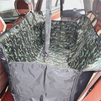 מושב מכסה רכב חיות מחמד ערסל כלב מחצלת עמיד למים אוקספורד 2 צבעים לשאת את תיק אחסון פנים אביזרי רכב סטיילינג