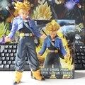 Figuras de Acción de Dragon Ball GT Super Saiyan Trunks Anime pvc Modelo Juguetes 26 CM