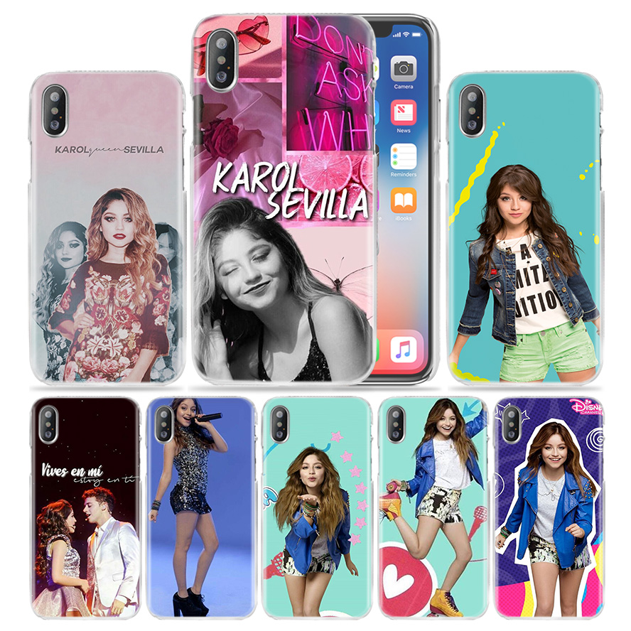 Soy Luna Case for iPhone 11 Pro XS Max XR X 10 7 7S 8 6