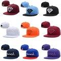 Бриллианты! Snapback Шляпы Для Мужчин Snapback Cap Хип-Хоп Hat Cap Bone Бейсболка Человек Шляпа Мода gorras planas casquette Регулируемый