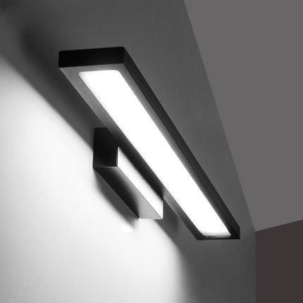 Modern Wall Lamp Mirror Front Lights Creative Wall Light Modern Home Lighting Simple Led Bathroom Light цена