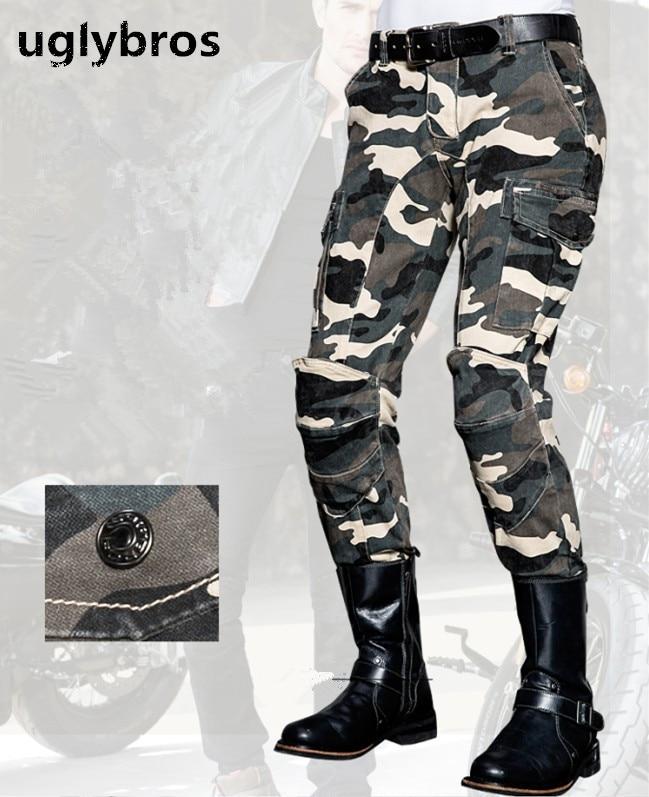 Free Shipping uglybros MOTORPOOL UBS014 font b Jeans b font Fashion Straight font b Men s