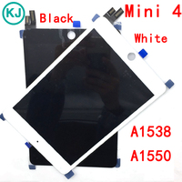 Tested For iPad Mini 4 LCD Touch Screen Panel For iPad Mini 4 A1538 A1550 LCD Display Touch Sensor Digitzer Panel Assembly