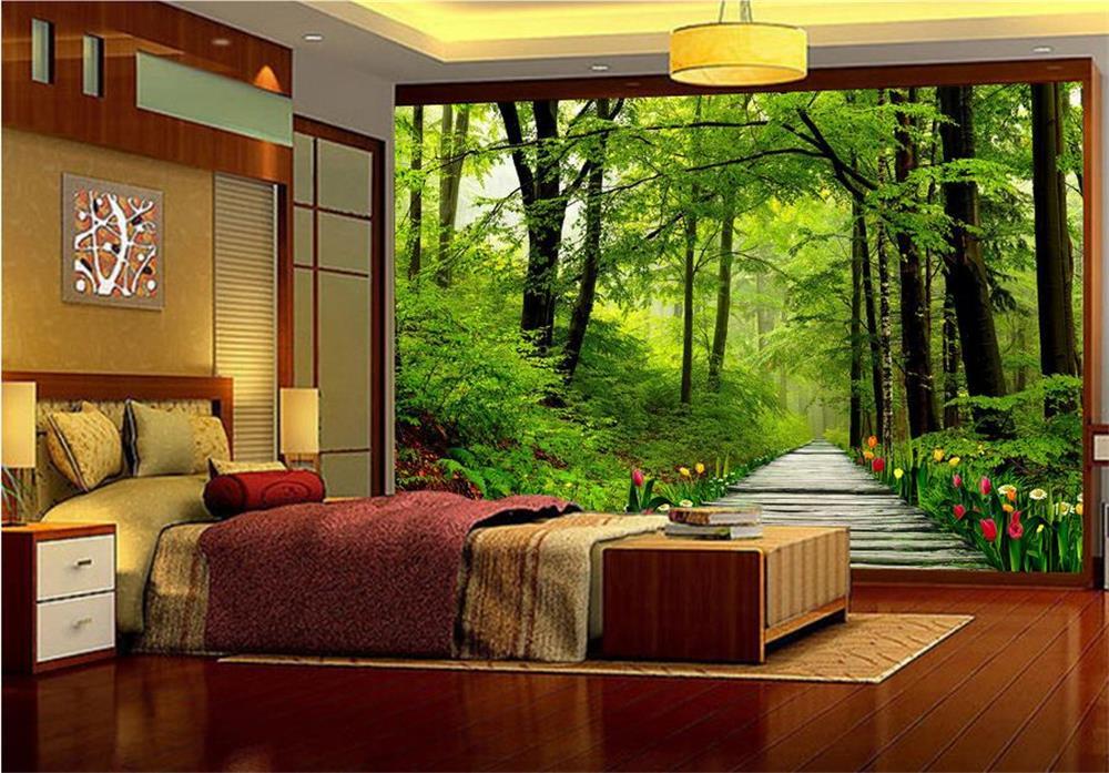 Aliexpress  Buy custom size 3d wallpaper photo wallpaper for - 3d wallpaper for living room