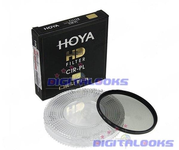 62 мм подлинная хойя CPL в формате HD высокой четкости круговые поляризационные фильтры с-пл 62 мм