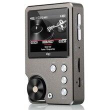 2016 Nueva Original Aigo MP3-105 Lossless Portátil Hifi Reproductor de Música 8G Con Pantalla TFT de $ number bits/192 K EQ ajustable de Audio Reproductor de MP3