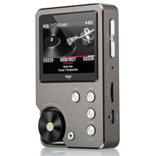 New Original Aigo MP3-105 Portable Lossless Hifi Music Player 8G With TFT Screen 24bit/192K EQ Adjustable Audio MP3 Player