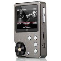 New Original Aigo MP3-105 Portable Lossless Hifi Music Player 8G With TFT Screen 24bit/192K EQ Adjustable Audio MP3 Player