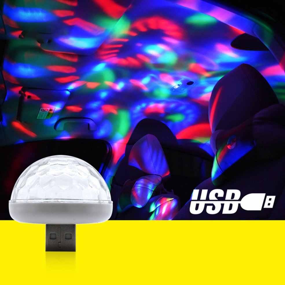 Небольшой USB Размеры магический шар лампа сенсорный датчик освежители воздуха Неон Сфера Отрицательный lon Автомобильный Интерьер Свет милый кролик вибратор секс-игрушка для женщин, Управление