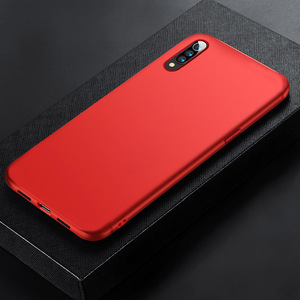 "Image 5 - matte case for xiaomi mi 9 case xiaomi mi9 cover soft back silicon slim 6.39"" xiaomi mi 9 explorer coque matte ultra thin case"