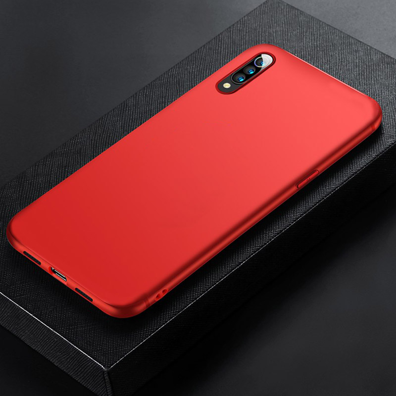 "Image 5 - matte case for xiaomi mi 9 mofi xiaomi mi9 cover soft back silicone slim 6.39"" xiaomi mi 9 explorer coque matte ultra thin case"