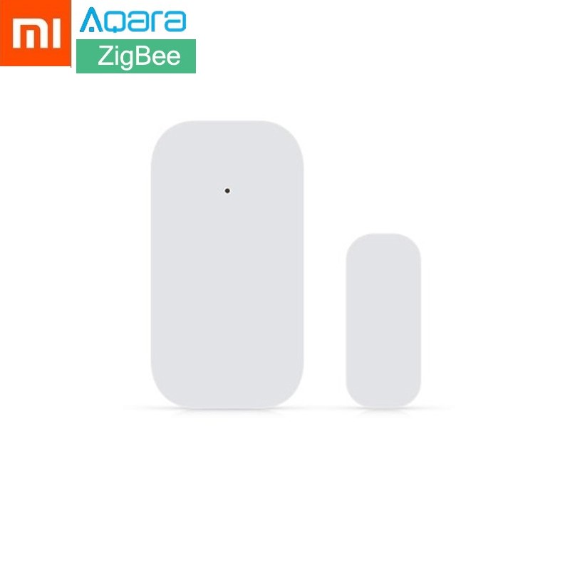 <font><b>Xiaomi</b></font> <font><b>Aqara</b></font> <font><b>Window</b></font> <font><b>Door</b></font> <font><b>Sensor</b></font> ZigBee Version Smart Home Linkage for MiHome APP MIJIA Wireless Connection Entry Bell Alarm image