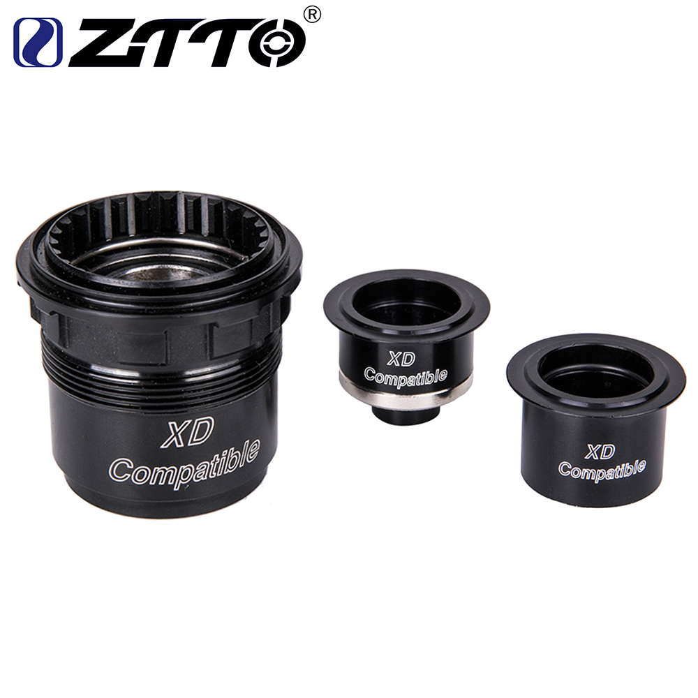 ZTTO MTB Bike Road Components XD Driver For <font><b>DT</b></font> Swiss <font><b>180</b></font> 190 240 350 Hub Freehub Bicycle parts Wheels Use K7 Cassette image
