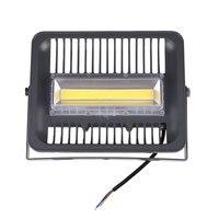 100W LED Flood Light Garden Spotlight Waterproof Warm White White IP65