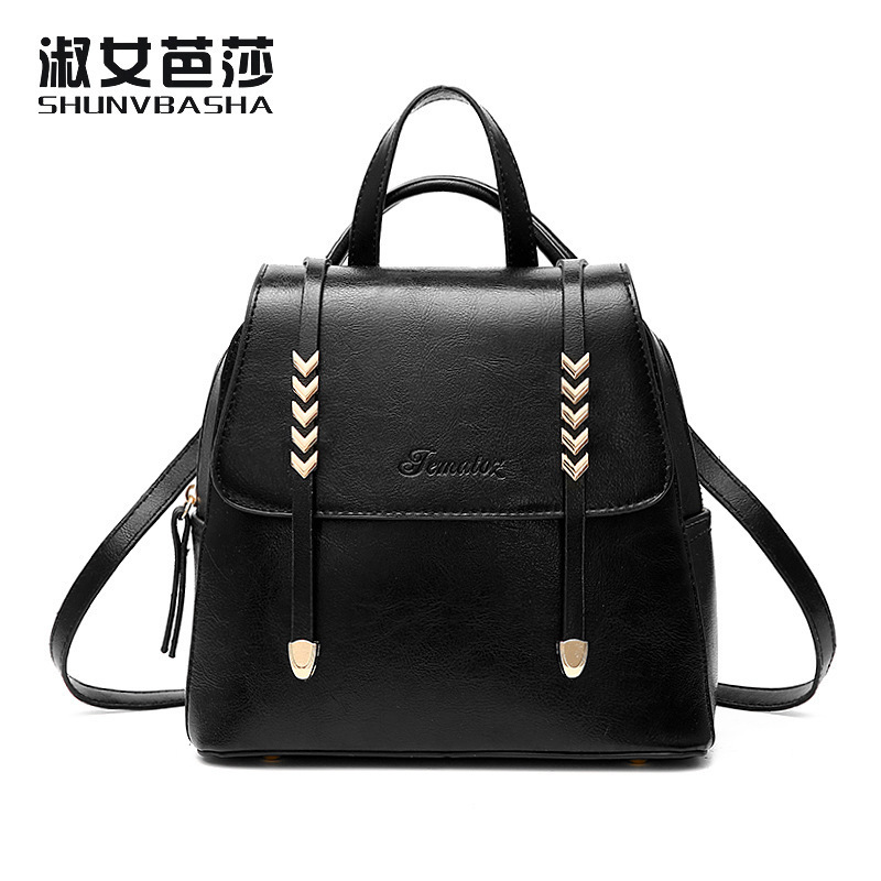 ФОТО 2016 new fashion women's backpack special design package beautiful girl shoulders back