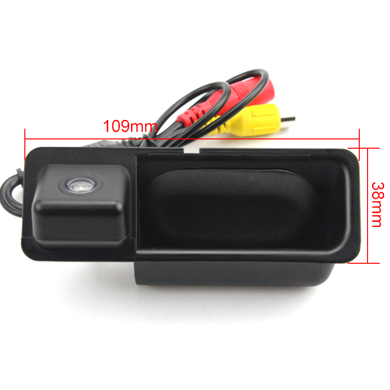 Dynamic Track Rear View Camera For BMW 3 Series 5 Series BMW E39 E46 Backup Night Vision Vehicle Camera Parking Assistance 9