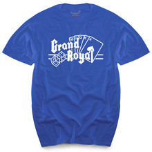 3040ae97 Grand Royal Records T-Shirt 100% Cotton Beastie Boys Hip Hop Licensed To  Ill men's top tees cotton tshirt men black tops