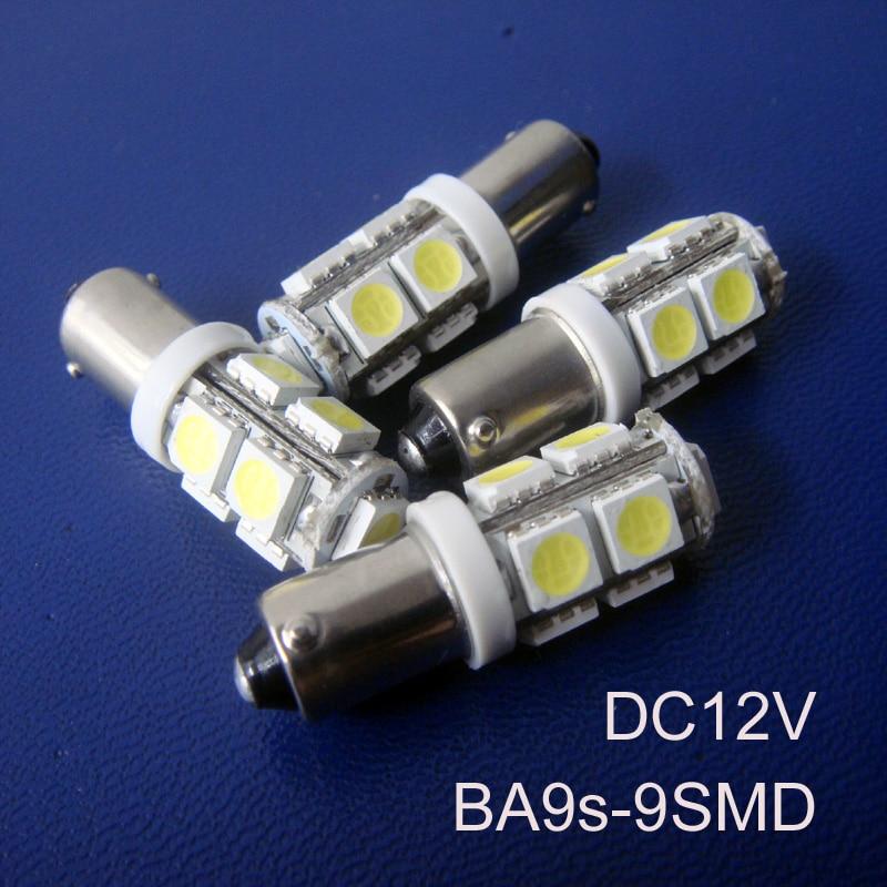 High quality 12V Car BA9s led Bulb Lamp Light,BA9s led Warning Light,Led Pilot Lamp,Led Signal Light free shipping 10pcs/lot