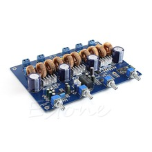 Assemblé YJ TPA3116 4.1 classe D Bluetooth amplificateur conseil 4*50 W + 100 W Module Nouveau