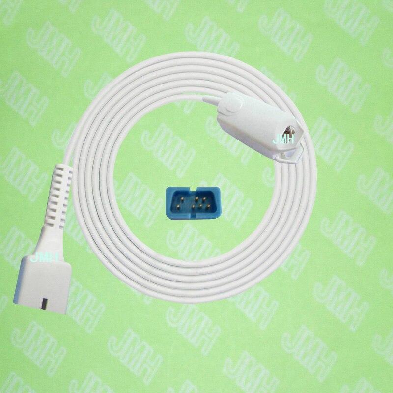 Compatible with Nellcor,GE,Datascope,Artema Pulse Oximeter monitor, Adult finger clip spo2 sensor,7pin.Compatible with Nellcor,GE,Datascope,Artema Pulse Oximeter monitor, Adult finger clip spo2 sensor,7pin.
