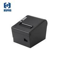 3inch thermal printer pos machine with cutter support food printer and thermal press ticket printer